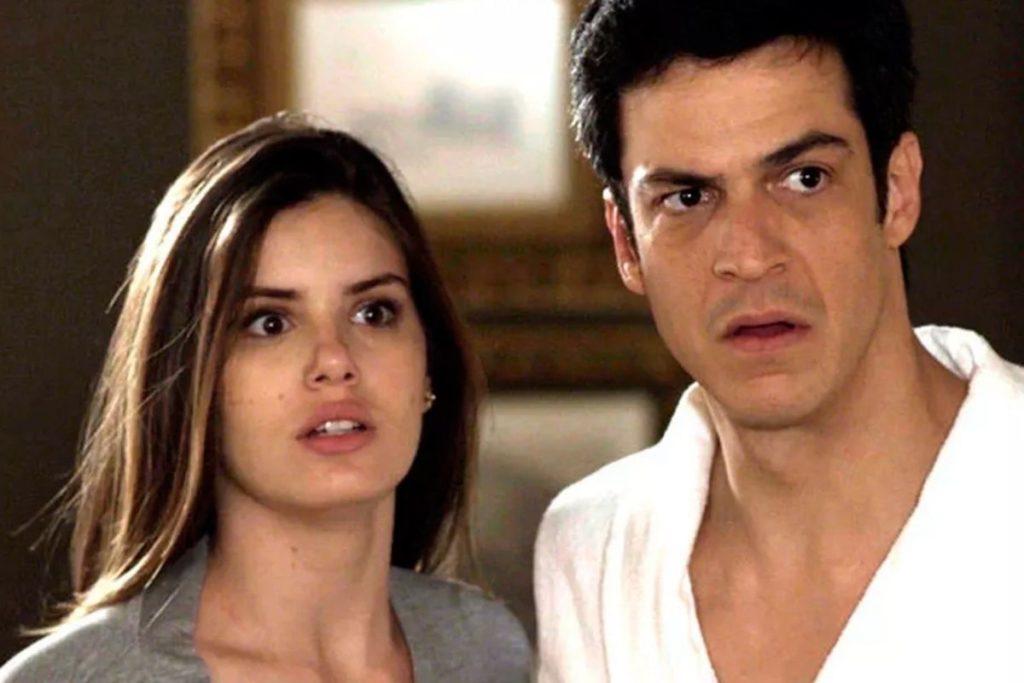 Antônia revela a Eric e Luiza que as provas do acidente de Mirella foram adulteradas