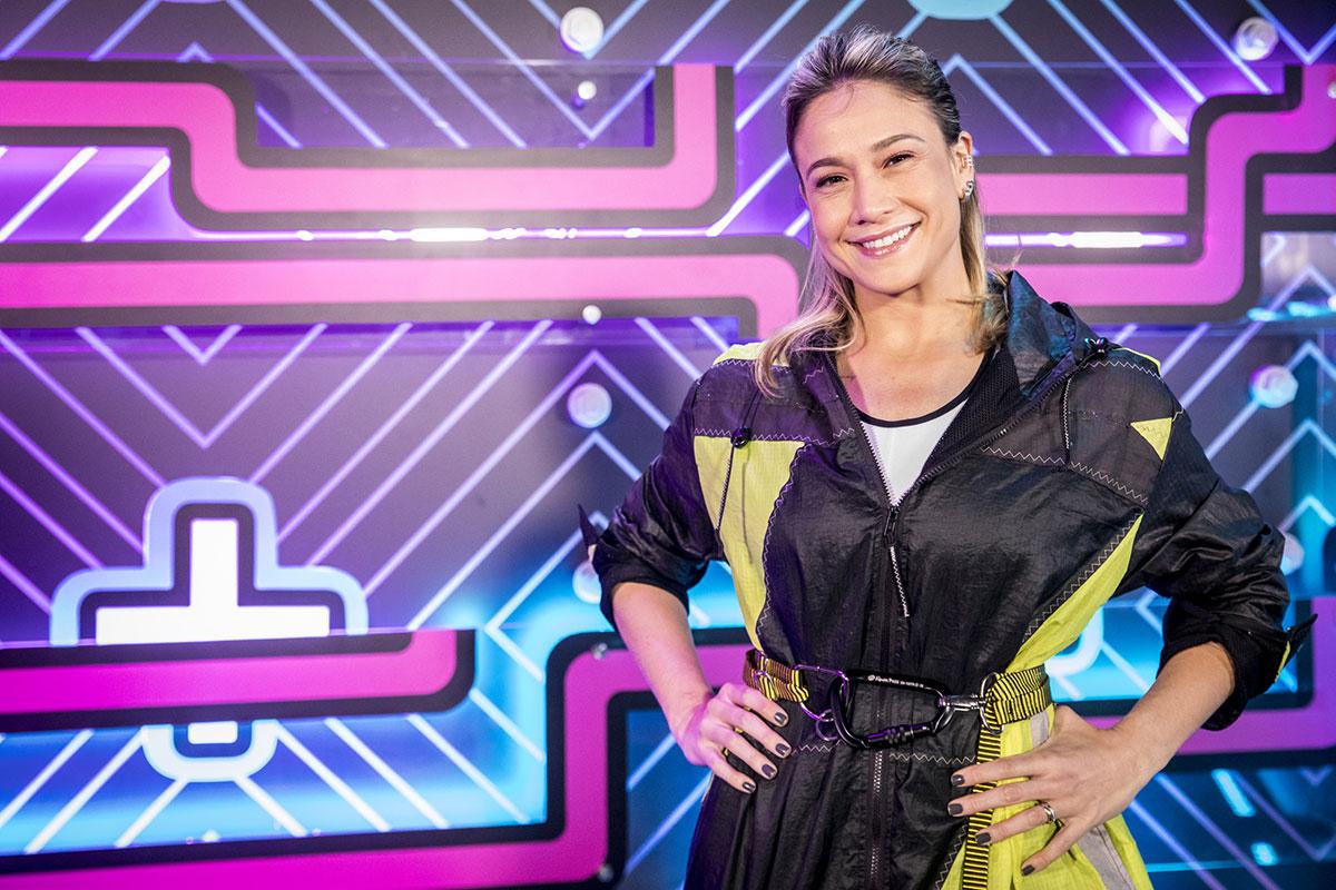 Fernanda Gentil apresenta o Zig Zag Arena