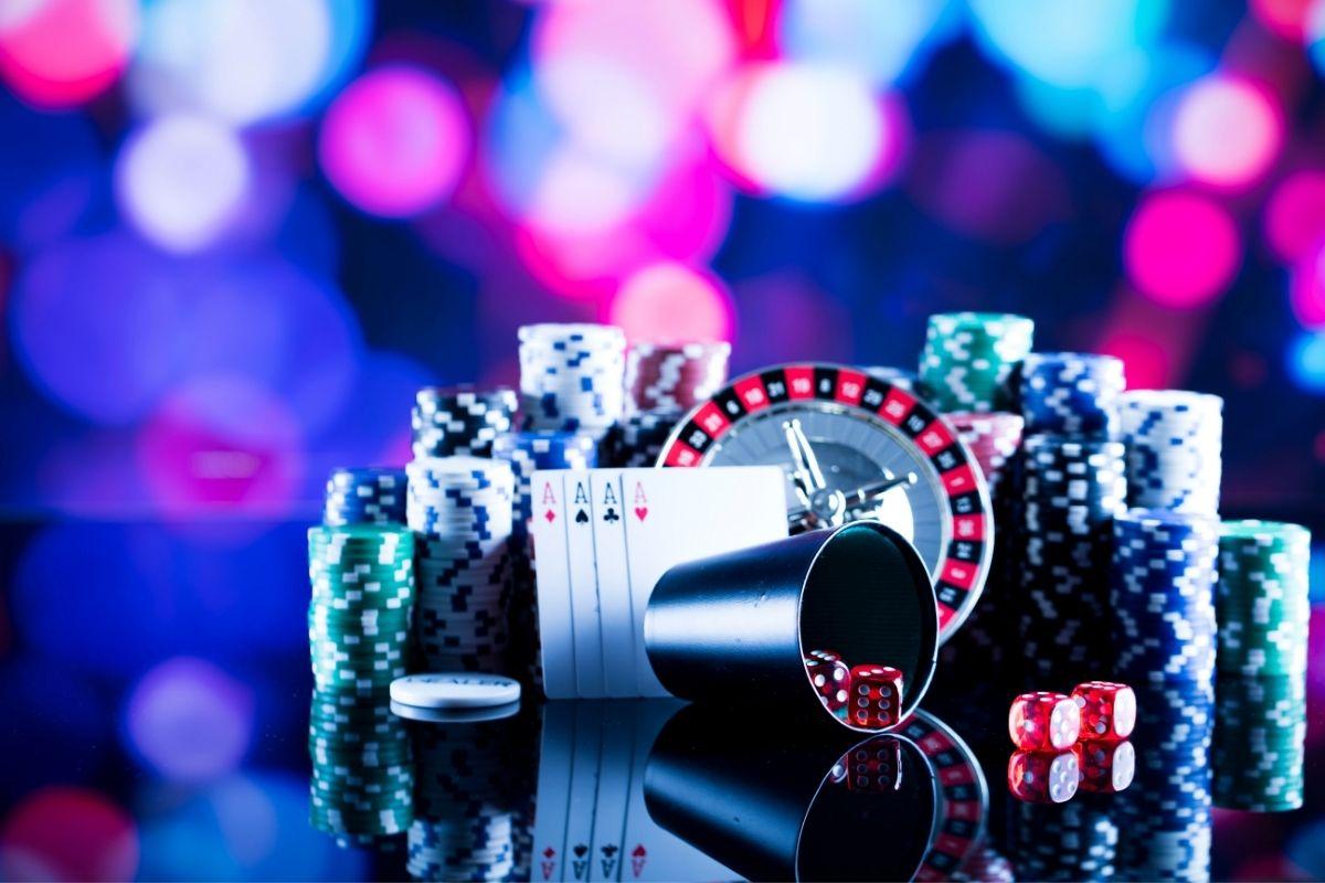 Fichas de apostas em cassinos