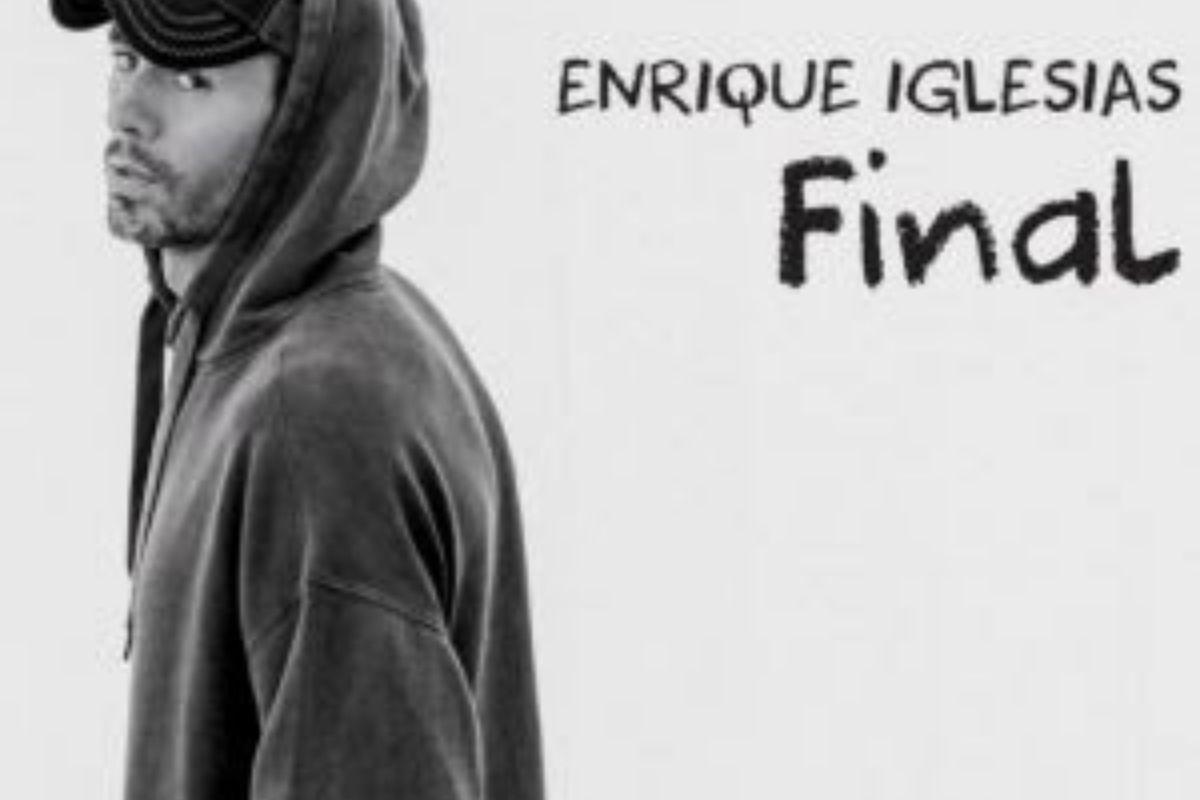 "Enrique Iglesias lança álbum ""FINAL VOL I"""