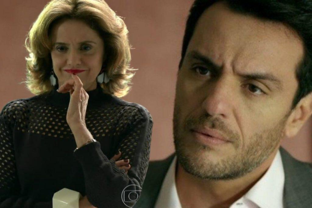 Verdades Secretas - Fanny quer apresentar outras meninas para Alex desistir de Angel