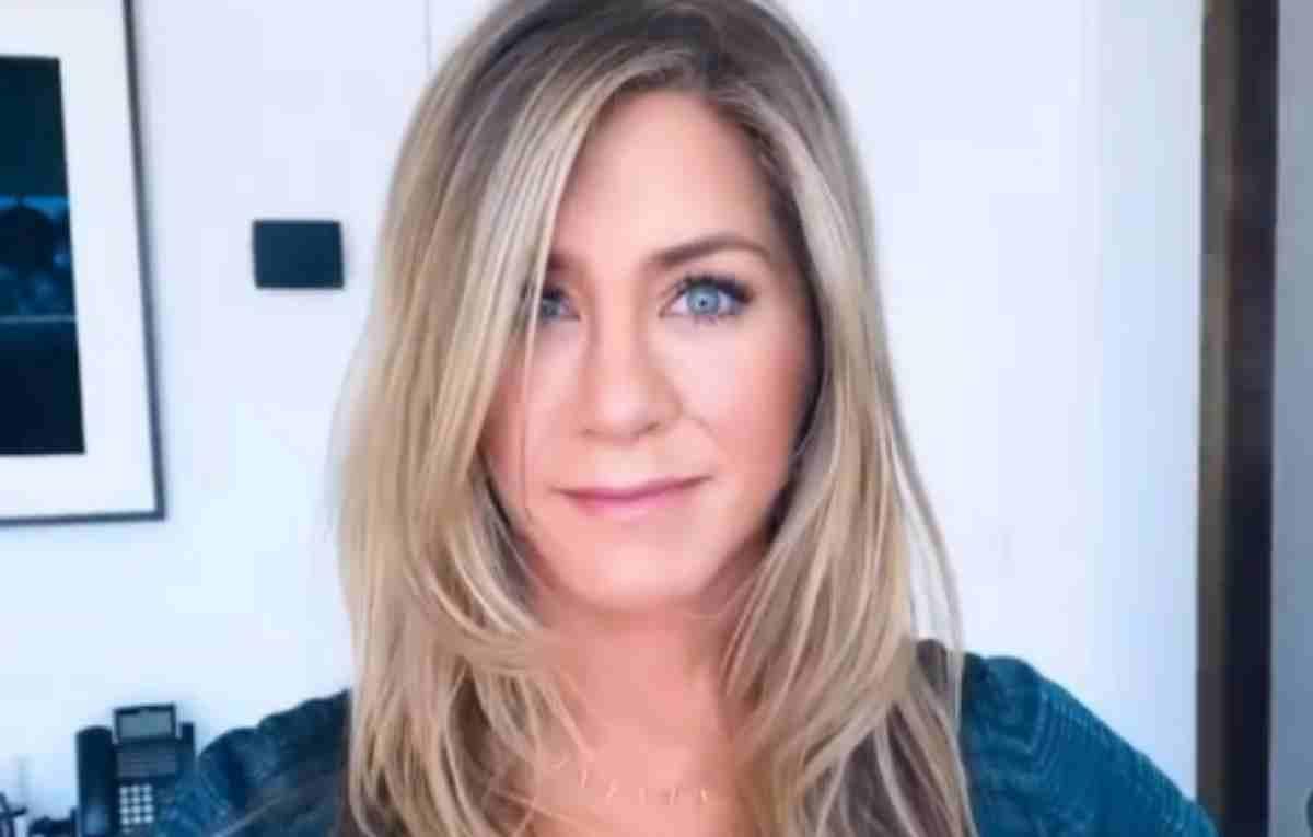 Jennifer Aniston, print de vídeo