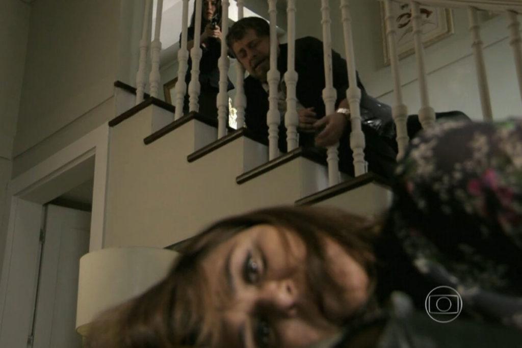 Jurema morre ao cair da escada