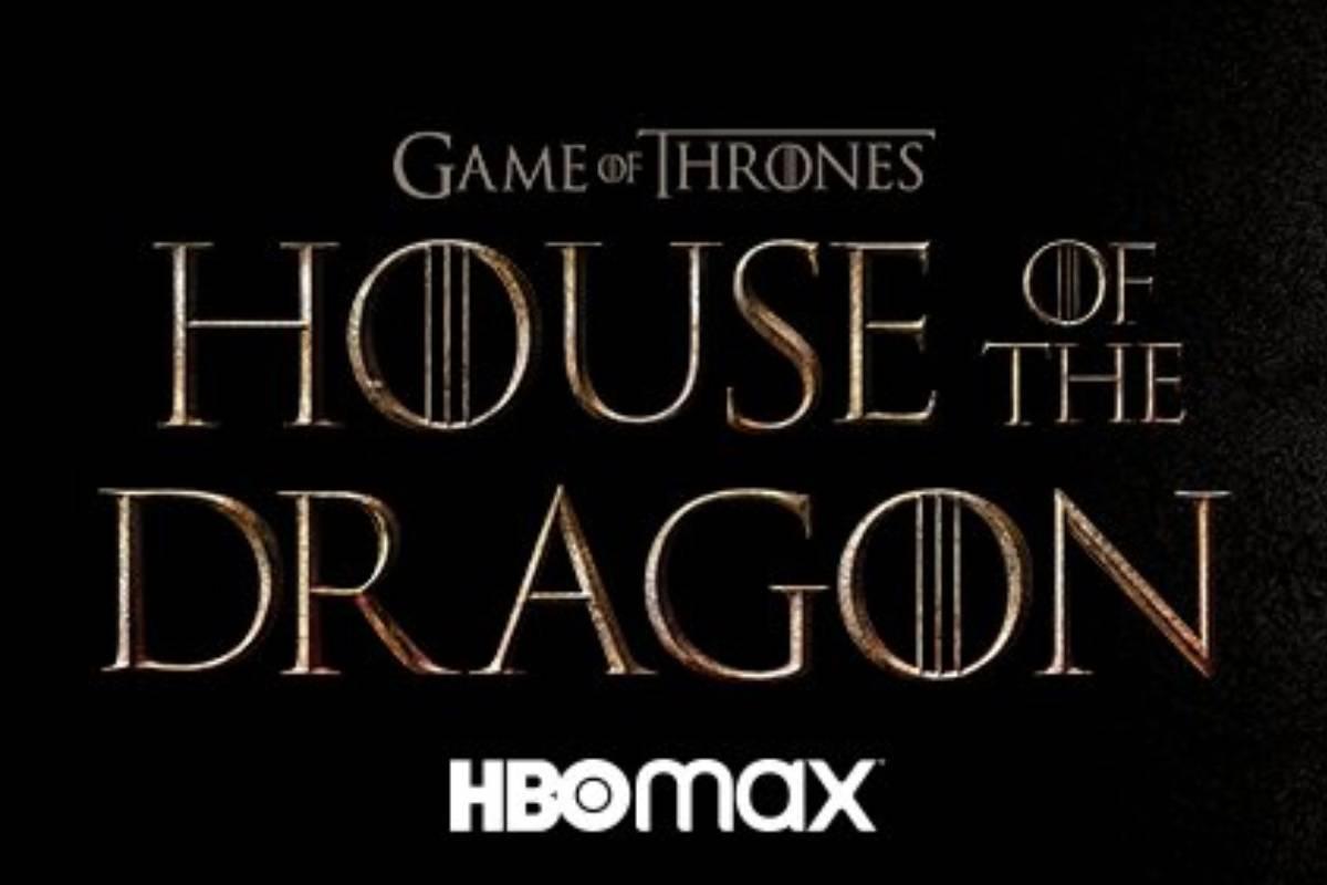 logo da série house of dragon