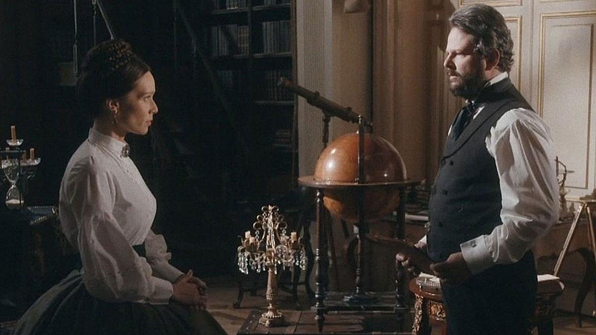 Luísa e Dom Pedro II se reencontram