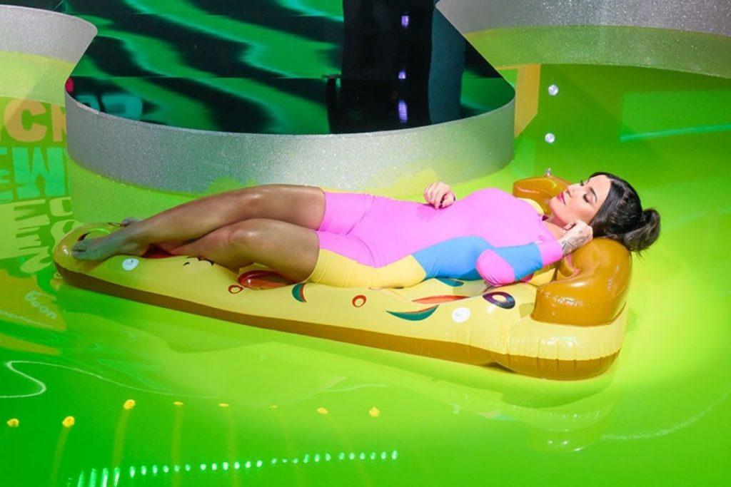 Bianca Andrade, a Boca Rosa no palco do Meus Prêmios Nick
