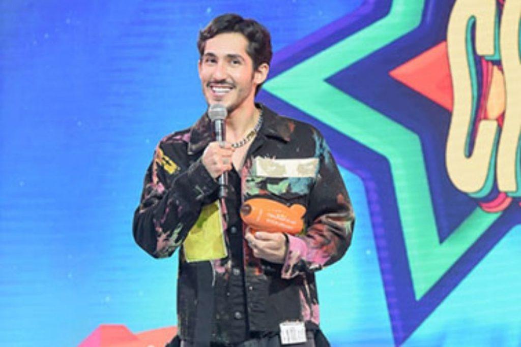 Vittor Fernando - Ídolo Revelação no Meus Prêmios Nick