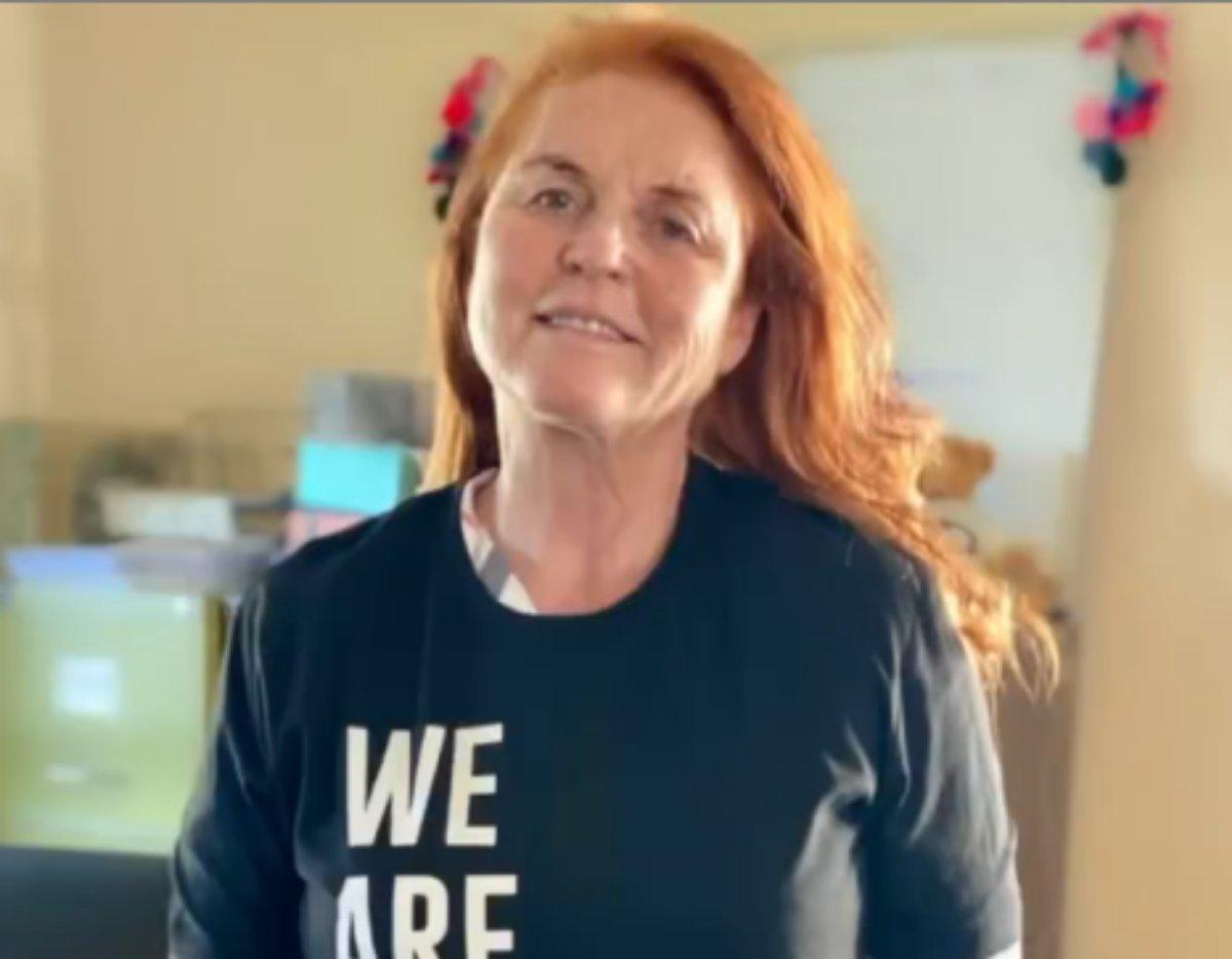 Sarfah Ferguson print de video