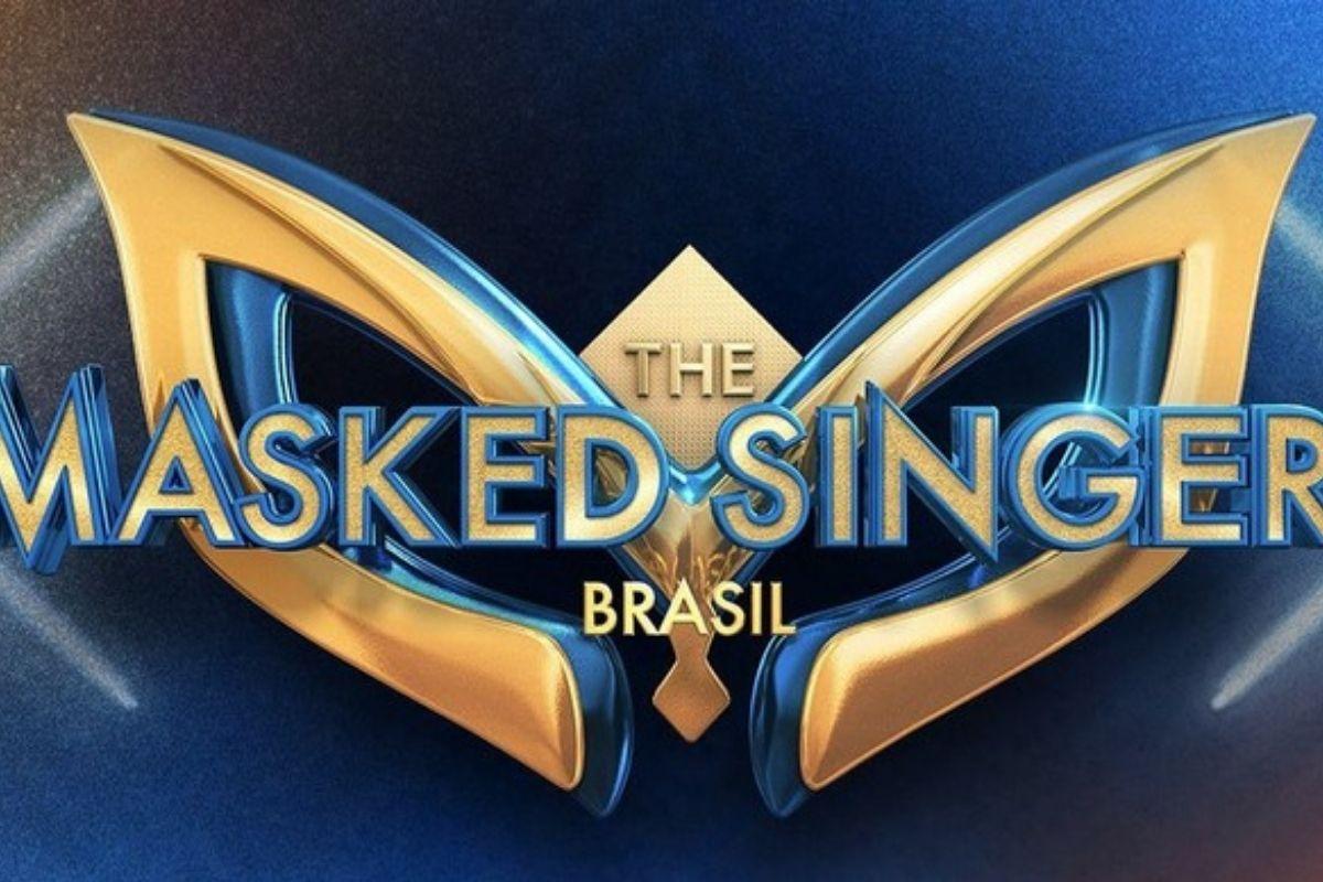 Logomarca do The Masked Singer Brasil