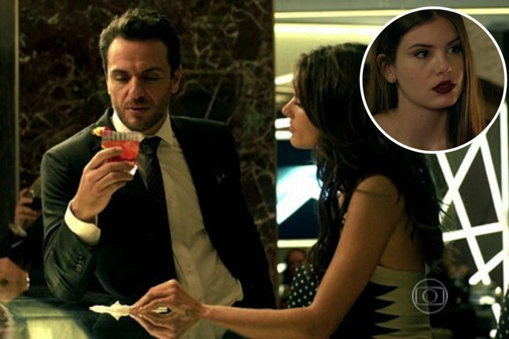 Verdades Secretas - Alex tem encontro íntimo com Mayra, mas fica pensando em Angel