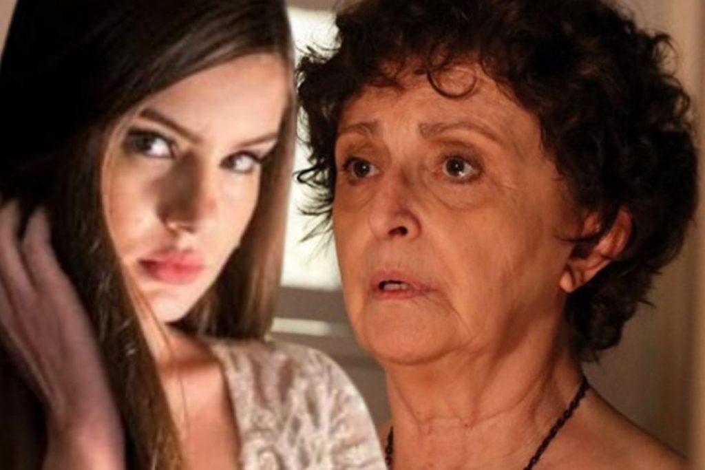 Verdades Secretas - Angel conversa com as avó e confessa que fez programa