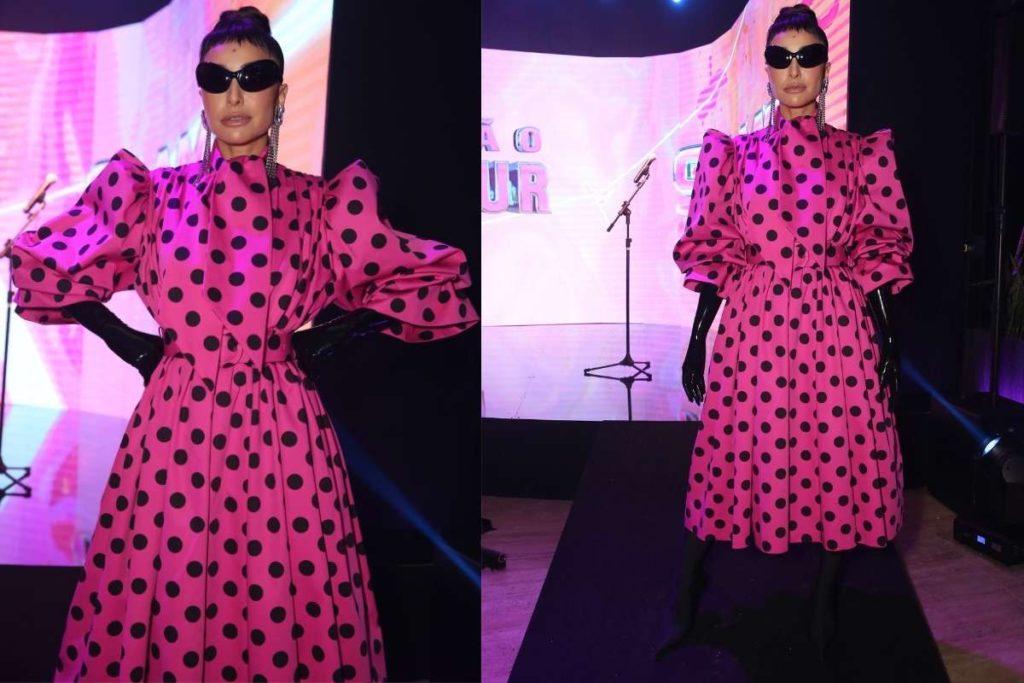 Sabrina Sato apresentou o Geração Glamour 2021