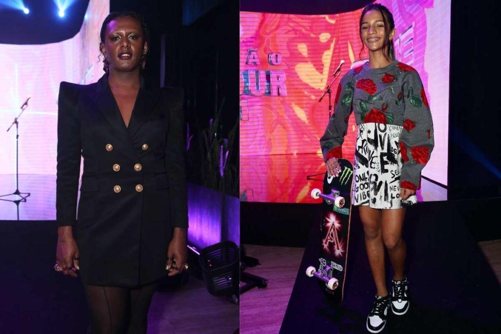 Liniker e Larissa Leal receberam prêmios no Geração Glamour 2021