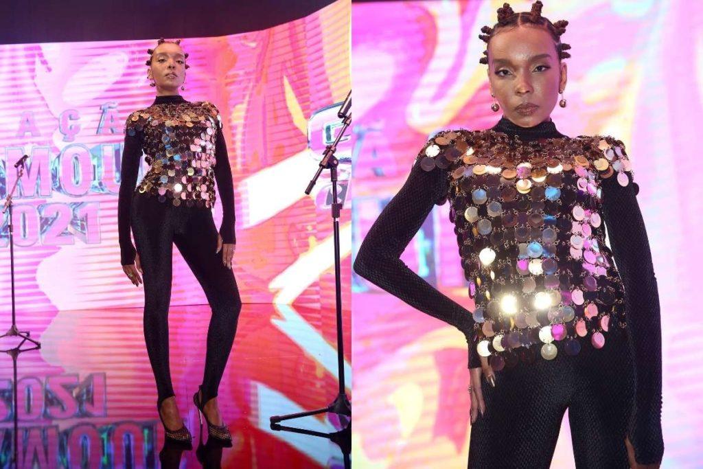 Thelma Assis no Geração Glamour 2021