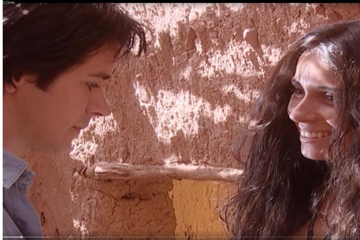 Lucas - Murilo Benício e Jade - Giovana Antonelli se encontram novamente