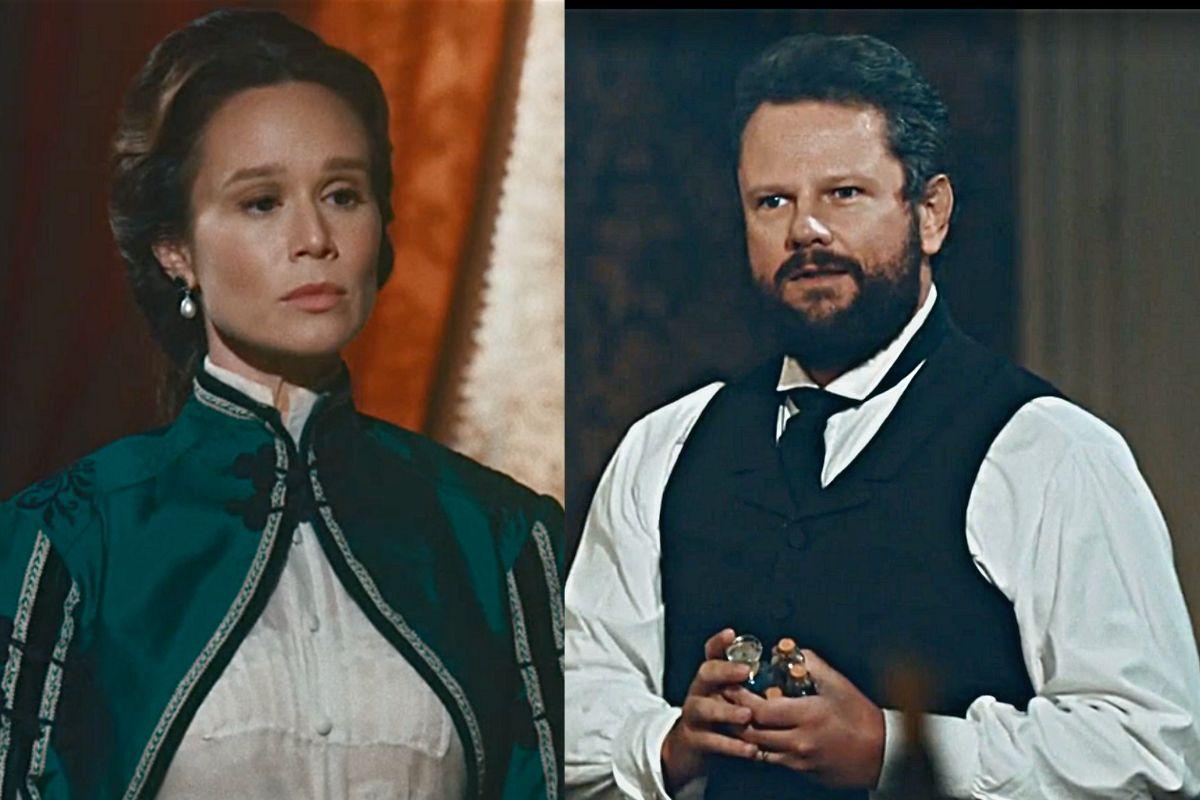 Luisa e Pedro de Nos Tempos do Imperador