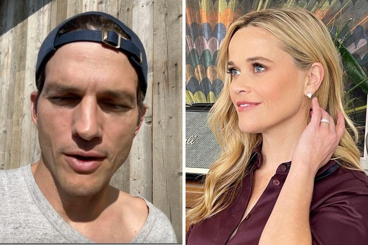Reese Witherspoon e Ashton Kutcher