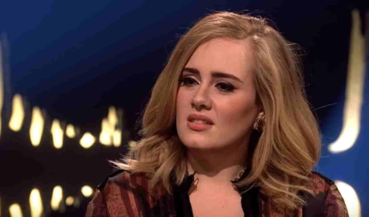 Adele, print entrevista