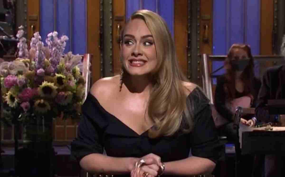 Adele, em Saturday Night Live