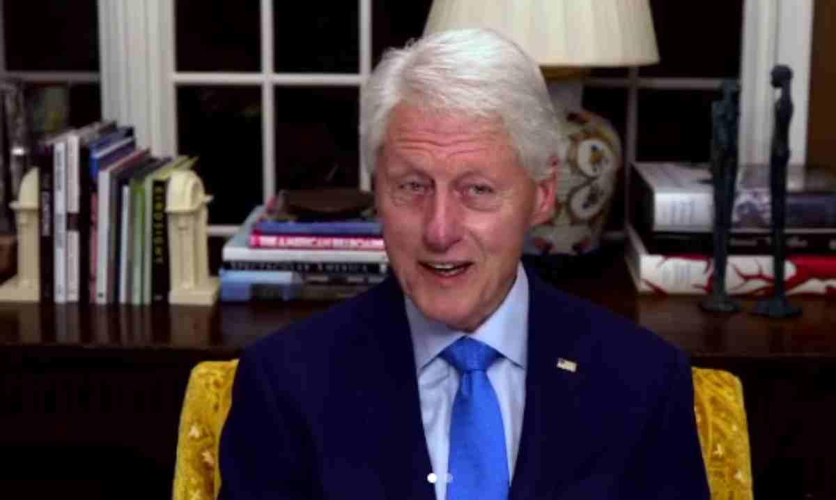 Bill Clinton, print vídeo