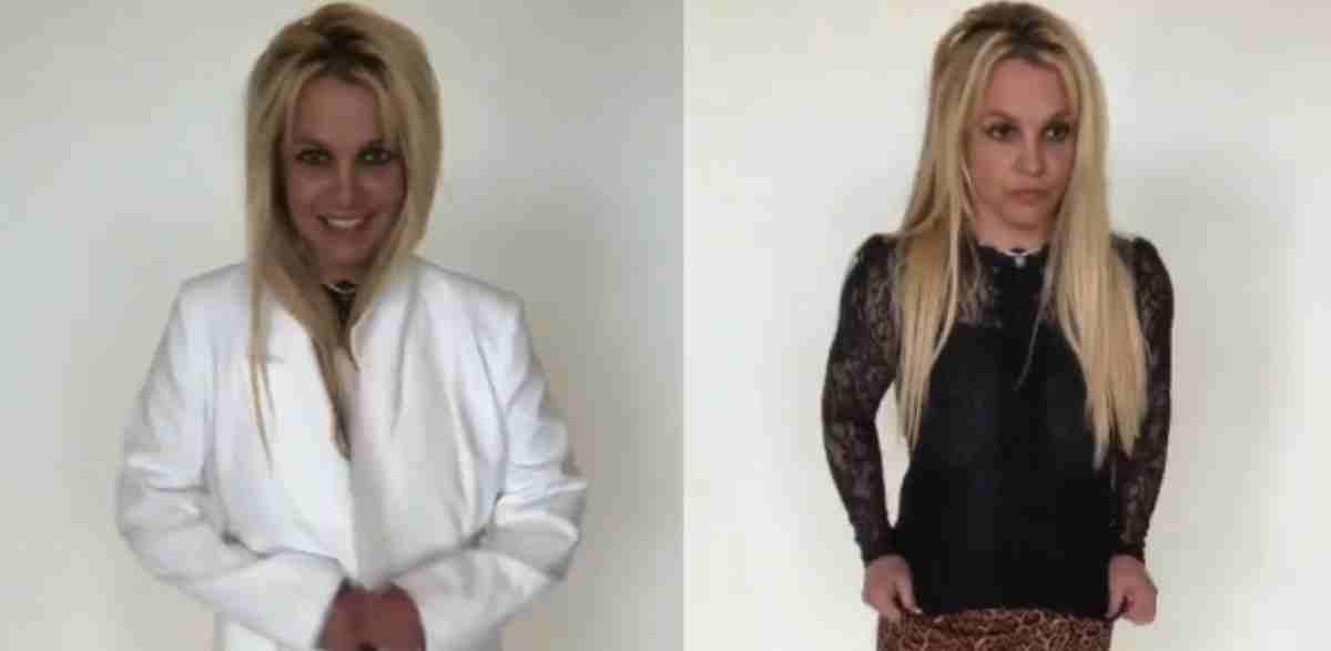 Britney Spears, print desfile de moda