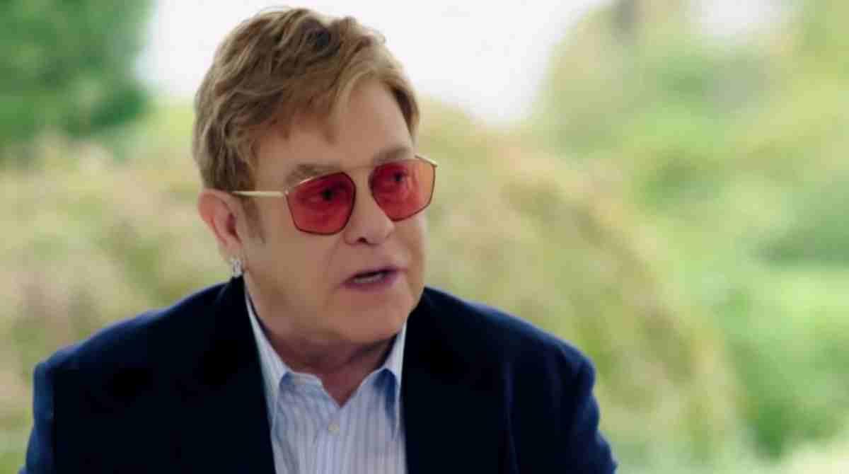 Elton John, print entrevista