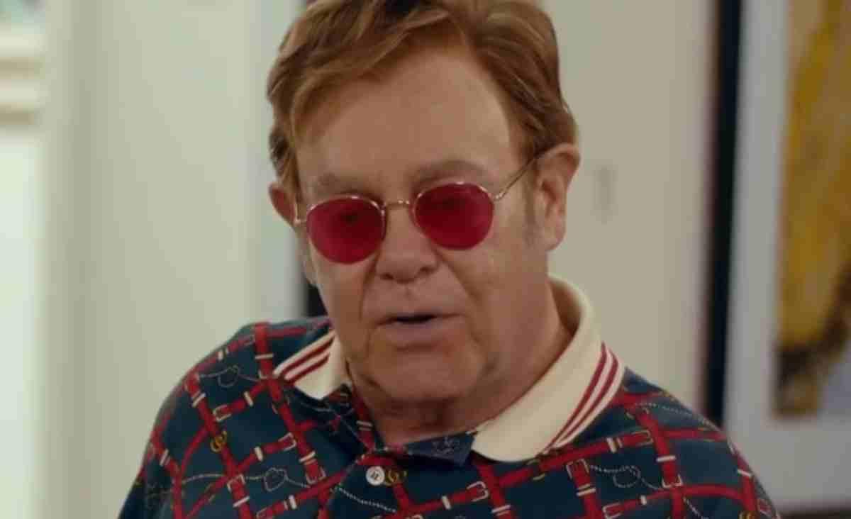 Elton John, Instagram