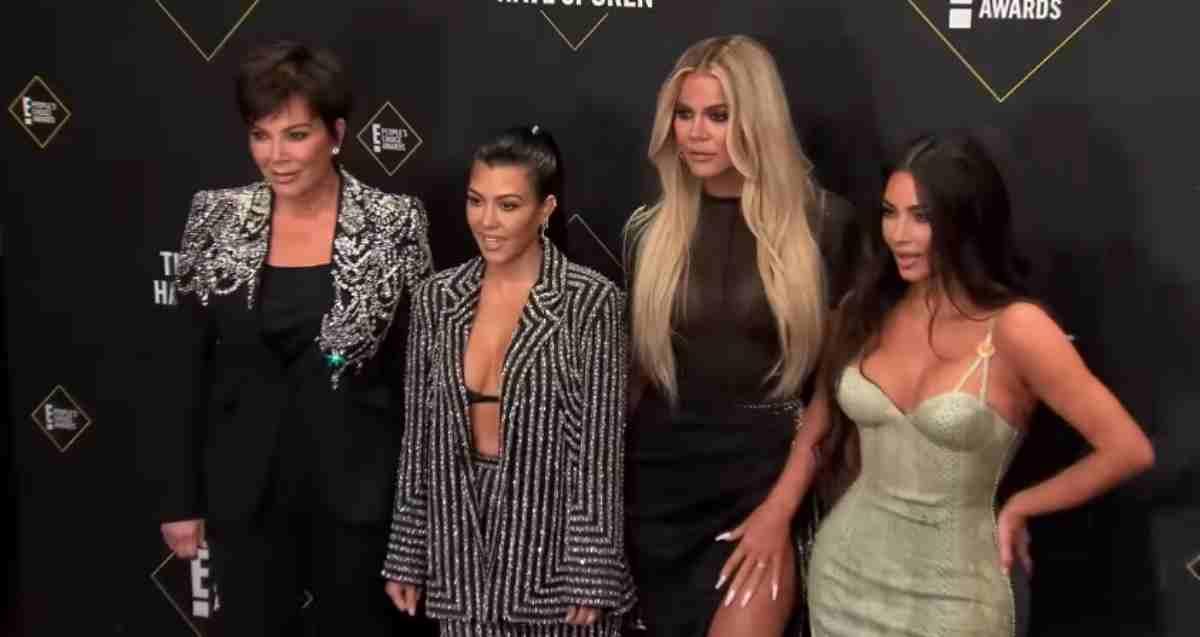 Família Kardashian, print YouTube
