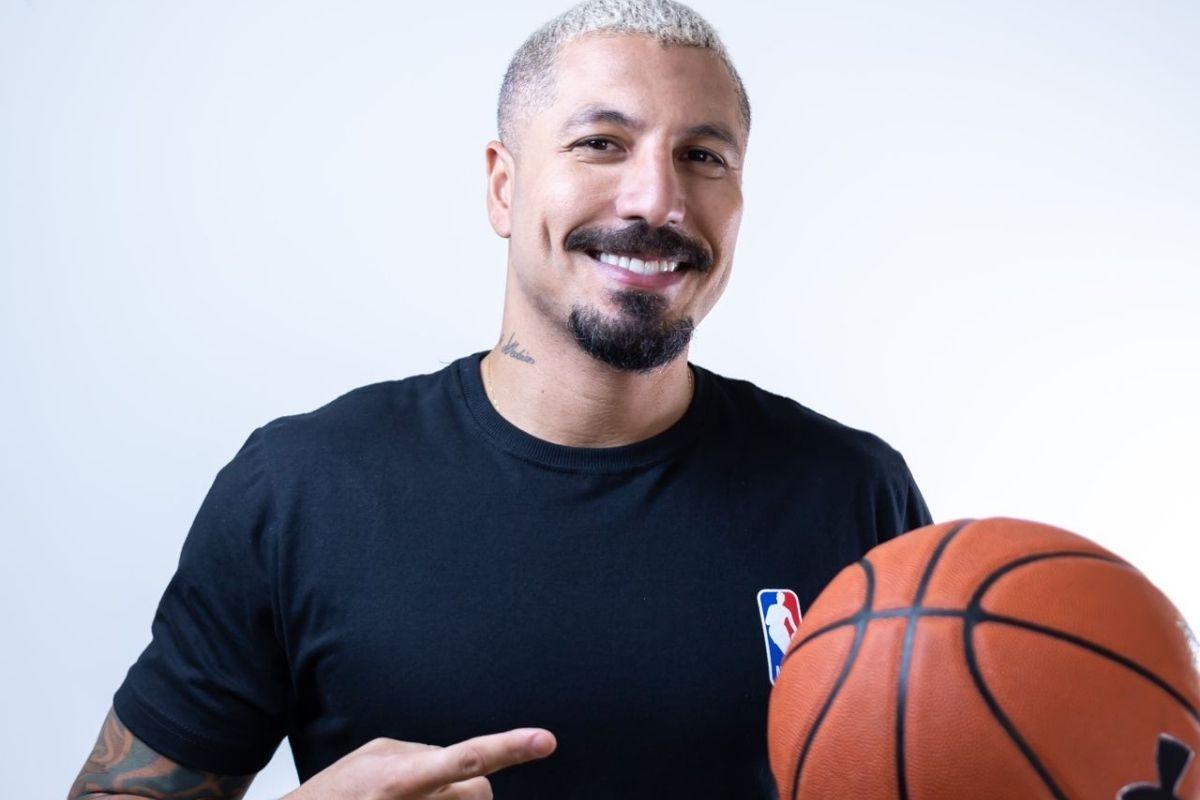 Fernando Medeiros será comentarista da NBA na TNT Sports
