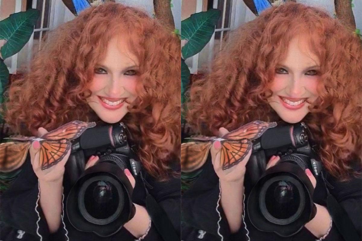 Gina Stocco, fotógrafa que levanta a autoestima de mulheres com câncer de mama