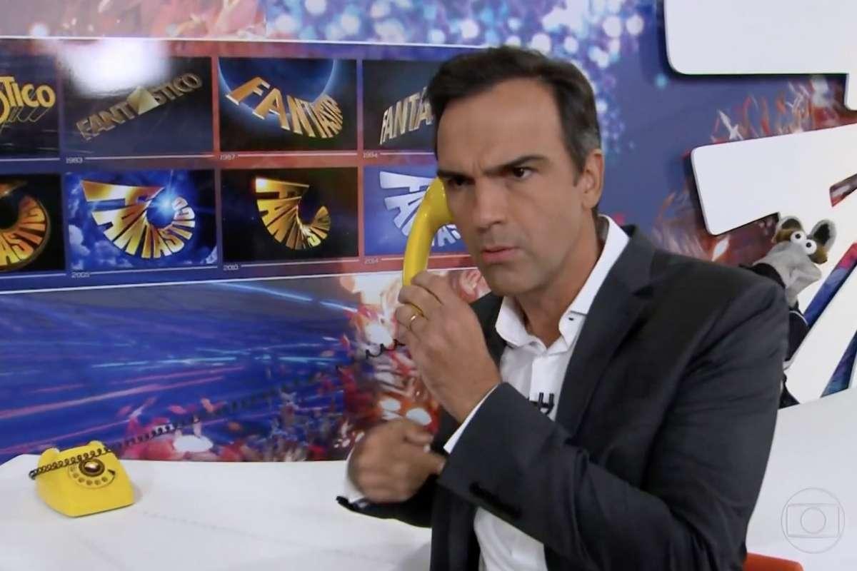 Globo confirma Tadeu Schmidt no BBB22