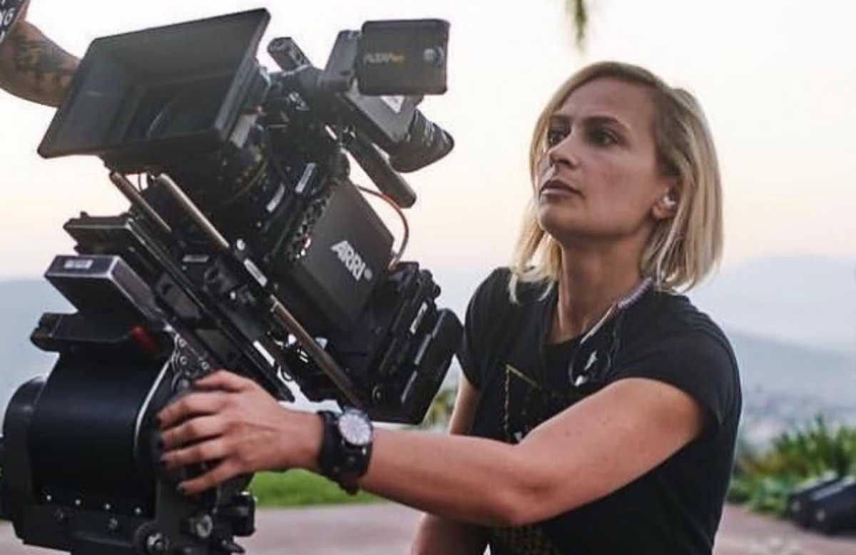 Halyna Hutchins, diretora de fotografia