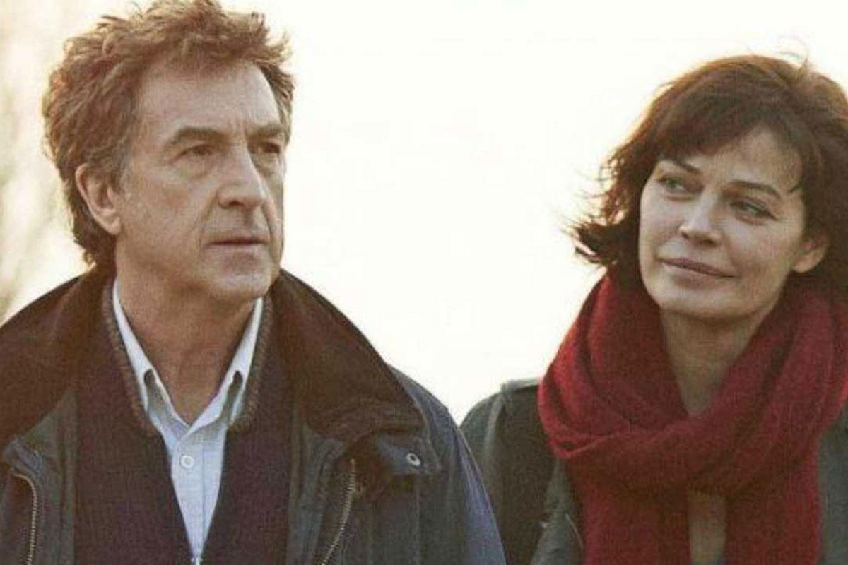 François Cluzet e Marianne Denicourt em Insubstituível
