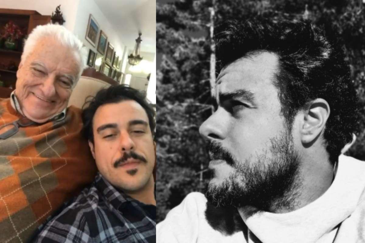 Joaquim Lopes lamenta morte do pai, vítima da Covid-19