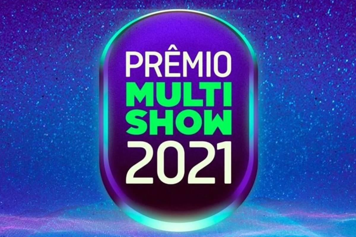 logo do prêmio multishow 2021