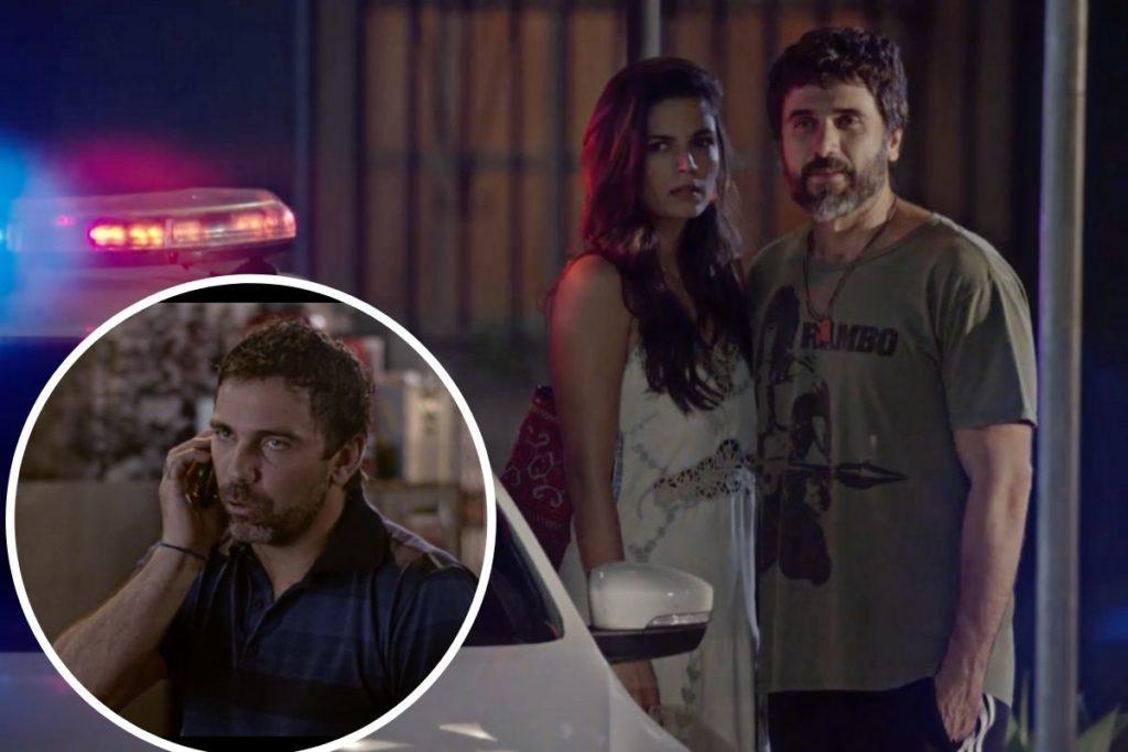 Malhação : Lobão (Marcelo Faria) arma para Gael (Eriberto Leão) ser preso