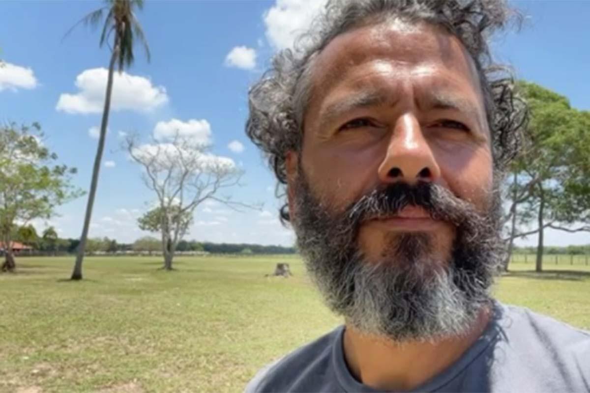 Retrato Marcos Palmeira
