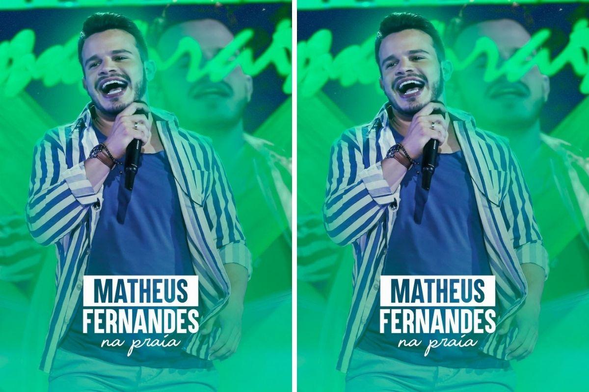 Matheus Fernandes lança álbum completo