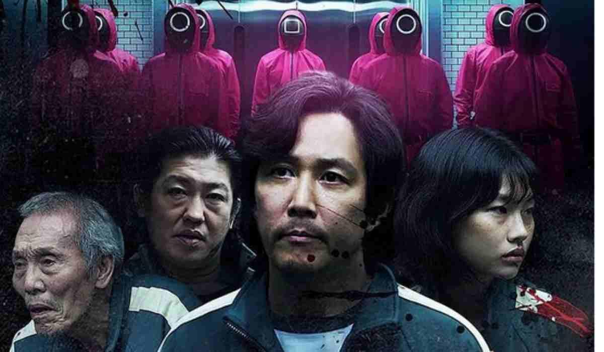Round 6, Squid Game, Netflix