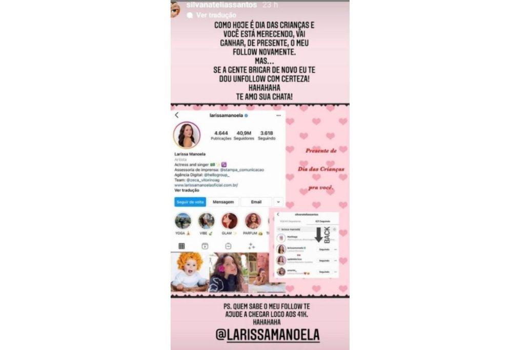 stories-do-instagram-mãe-da-larissa-manoela