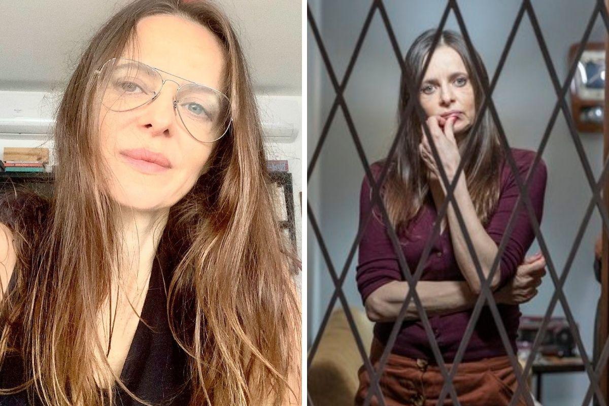 Maria Luisa Mendonça como Araides em Verdades Secretas 2