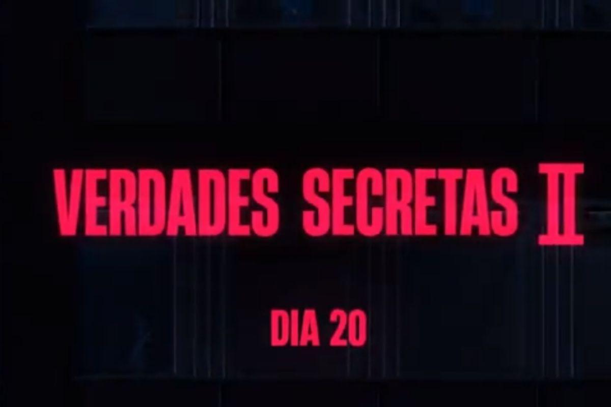 Logo de Verdades Secretas 2