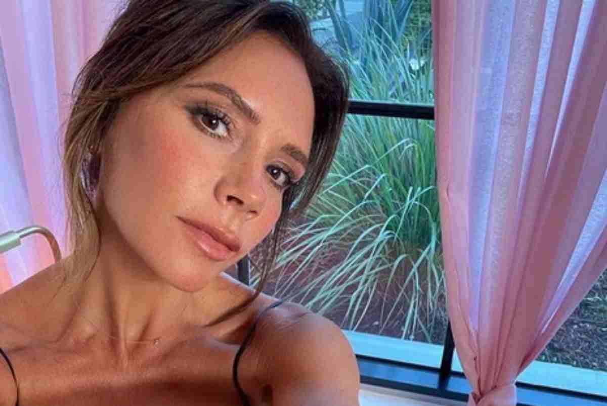 Victoria Beckham, selfie