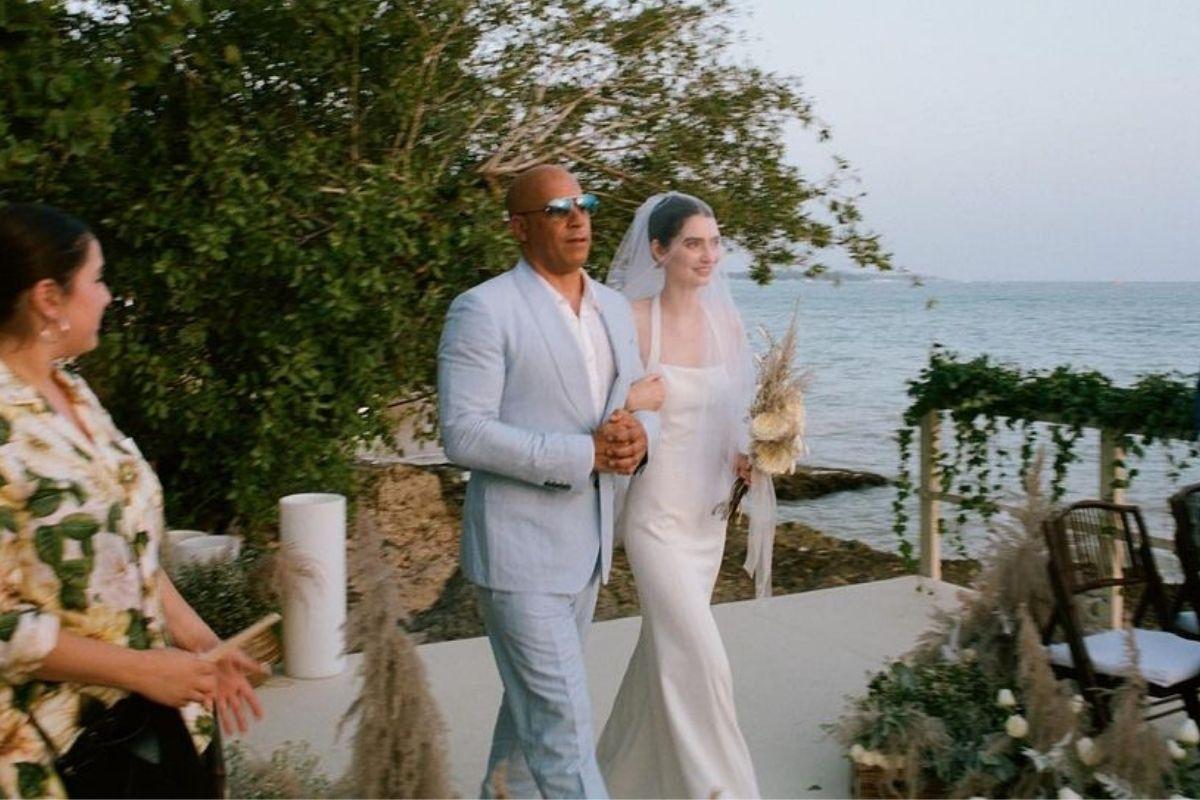 Vin Diesel e Meadow Walker
